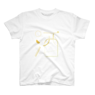 SAKE - Operator (MOJI)  T-shirts