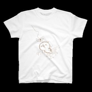 柳の下工房 SUZURI SHOPのだぱーん T-shirts