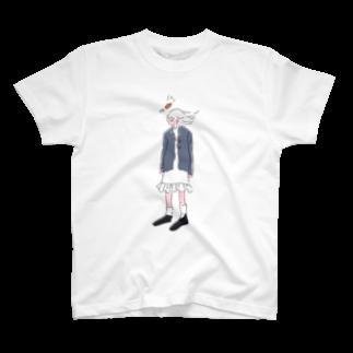 窓のわっか T-shirts