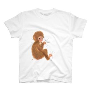 おサルさん Tシャツ