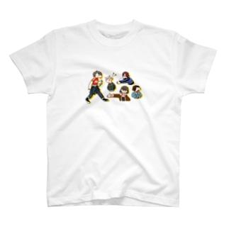 わちゃちゃ T-shirts