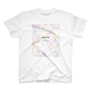 -kaleidoscope-DREAM Tシャツ