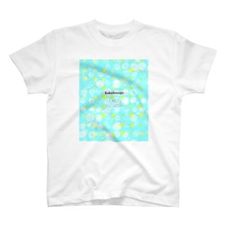 -kaleidoscope-Lemon Squash Tシャツ