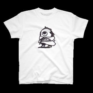 敷島の滅相もない商人 Tシャツ