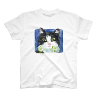 graceful(猫の絵ブログ) T-shirts