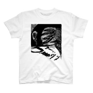 サブカルアングラ女の子 T-shirts
