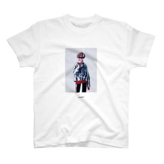 living Tシャツ