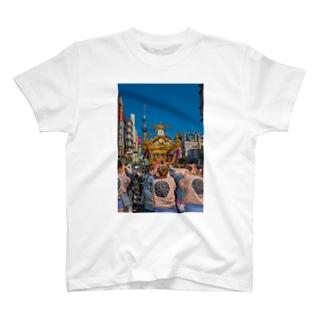 三社祭03 T-shirts