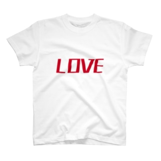 LOVE & HATE T-shirts