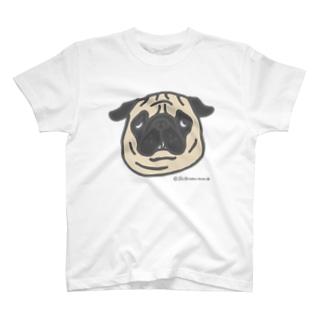 フォーンパグちゃん T-shirts