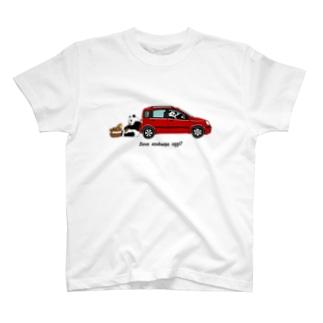 イタリアの車が好き2★ T-shirts