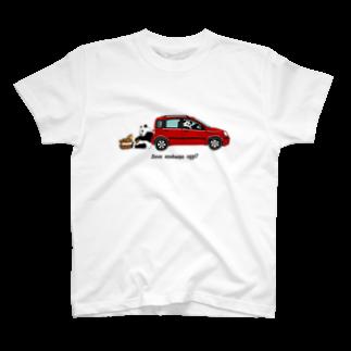Moooooo!のイタリアの車が好き2★ T-shirts