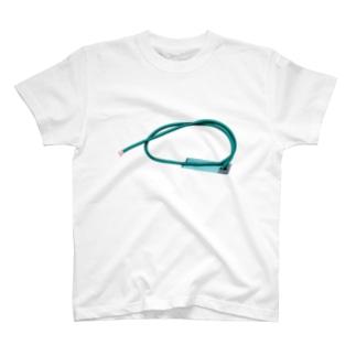 ホース T-shirts