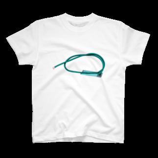 Yusuke SAITOHのホース T-shirts