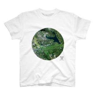 茨城県 稲敷市 Tシャツ T-shirts