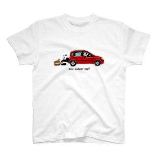 イタリアの車がすき2★ T-shirts