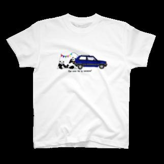 Moooooo!のイタリアの車が好き1★ T-shirts