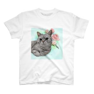 ぷりんちゃん2 T-shirts