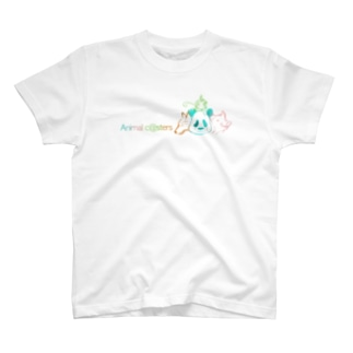 anicas4 T-2 T-shirts