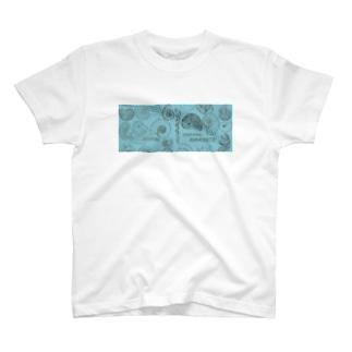 北海道産アンモナイト8 T-Shirt