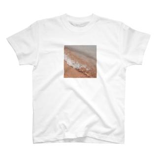 なつ、うみ T-shirts