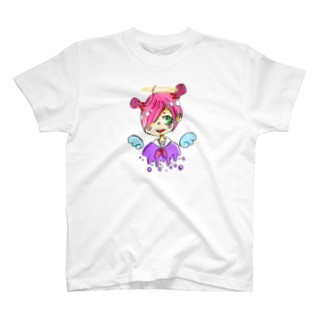 明日のゆめかわ女学生 T-shirts