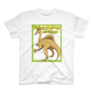 デイノケイルス T-shirts