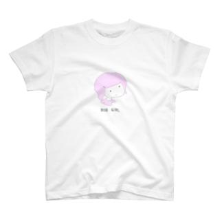 BOB GIRL T-shirts