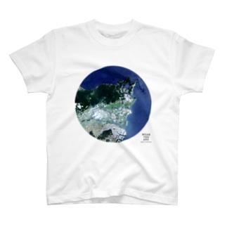 徳島県 板野郡 Tシャツ T-shirts