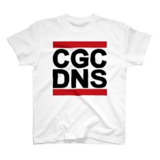 CGC DNS/Black T-shirts