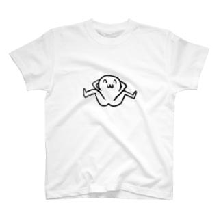 ド ̄ ̄ ̄ ̄┗┐<(^ω^)>┌┛ ̄Z______ン!!!!! T-shirts