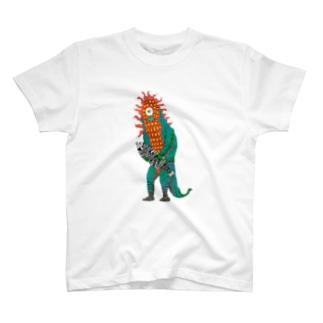 ムベンべ・サピエンス T-shirts