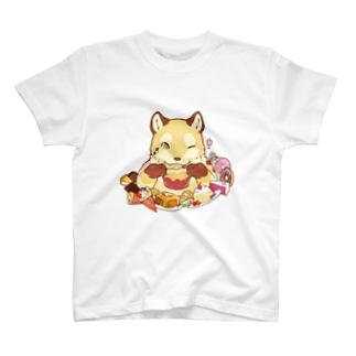 スイーツビスケット T-shirts