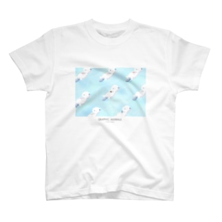 tanaka model T-shirts