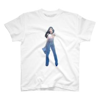 YAR201805 T-shirts
