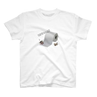 ひとときの夢 T-shirts