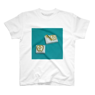 歯のはんこ T-shirts