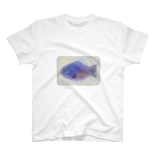 魚類ちゃん T-shirts