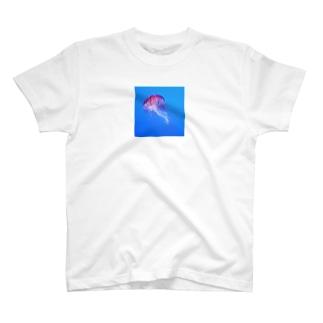 くらげ2 T-shirts