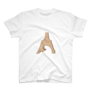 巾柱 T-shirts