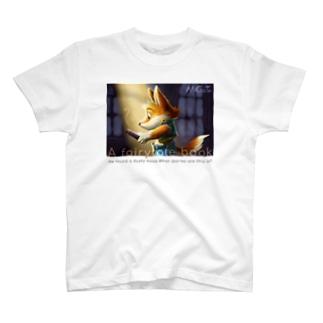A fairytale book T-shirts