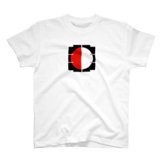 【非国民的】ロゴTシャツ T-shirts