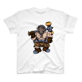 ドワーフ・キング 『バイエル』 T-shirts