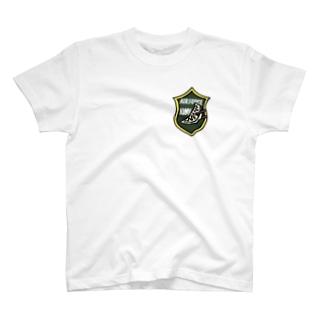 ギョーザアーミー T-shirts