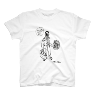 mobo-chan(モボちゃん)のNow, let's make a deal(さぁ、取引をしよう ) T-shirts