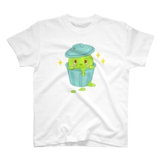 ドロンドロ バケツ T-shirts