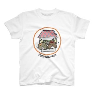 モルモット&ステップレミング💟 T-shirts