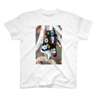 オブジェ2 T-shirts