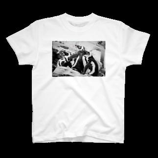 Kengo Kitajimaのペンギン T-shirts
