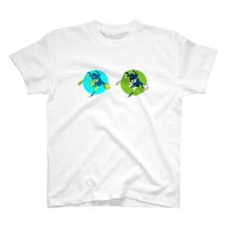 たたかうJKs T-shirts